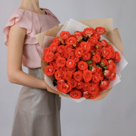 Букет кустовых роз Задиг