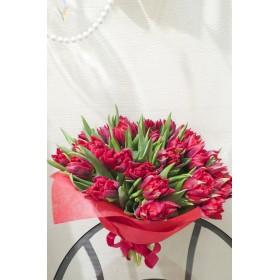 Букет тюльпанов Монарх