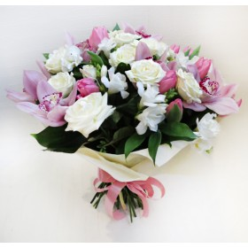 Букет цветов Экзотик