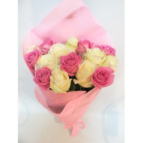 Букет  роз №170