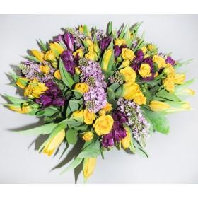 Букет цветов  Сон королевы