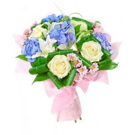 Букет цветов Гурман