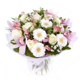 Букет цветов №125