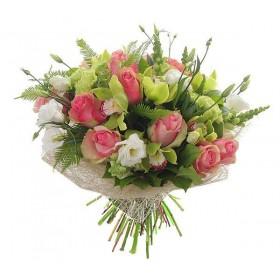 Букет цветов №131
