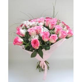 Подарочный букет из роз №135