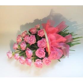 Корзина цветов №308