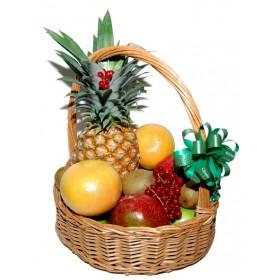 Корзина фруктов Тропик