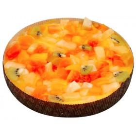 Тирольский пирог Фруктовый
