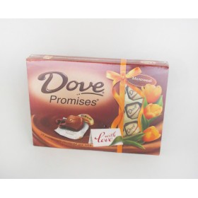 """Шоколадные конфеты с посланиями """"Dave"""""""