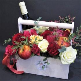 Подарочный набор в ящике Кантри