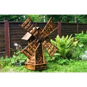 Деревянная мельница Дон Кихот