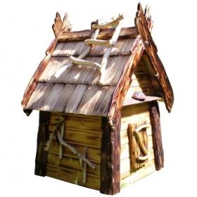 Декоративный домик для сада №1