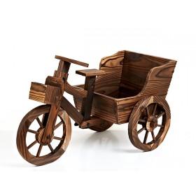 Велосипед деревянный №2