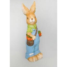 Заяц с сумкой
