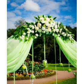 Арка свадебная №30