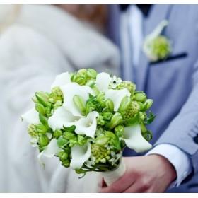 букет невесты №104