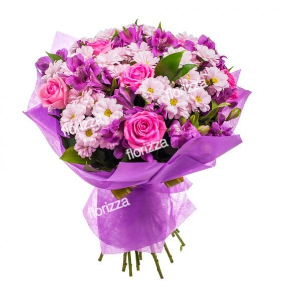 Букеты цветов фото в руках
